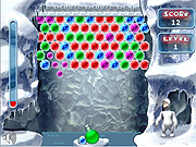 yeti bubbles game flash online