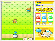 sheep bubble free game flash online