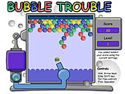 the bubble trouble free game flash online