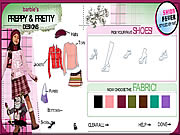 barbie doll in create fab fahions game flash onlin
