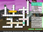 creepy crossword game flash online