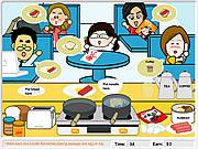 hk cafe cooking game flash online