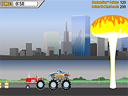 destruction game car online