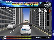 news hunter 2 - beat the press game car online