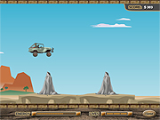 four wheel chase game car online