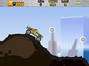 monster jack game car online