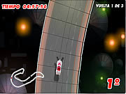speed racer meteoro game car online