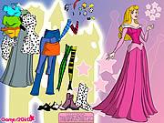 dress up sleeping beauty game girls online free