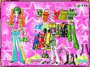 a touch of green game dress up girls online free