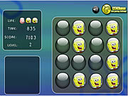 memory balls game sponge bob square pants online f
