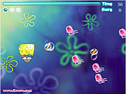 balloon game spongebob square pants online free