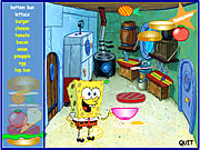 burger bonanza game spongebob square pants online