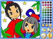 manga mania coloring game online free