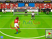 peace queen cup korea football game online free