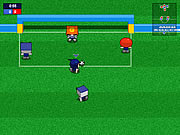 mini soccer football game online free