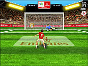 emirates fifa world cup shootout football game onl