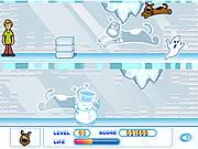 scooby doos frozen frights game online free