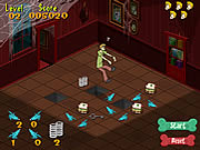 scooby doo shaggys midnight snack game online free