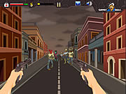 fire the zombies shooting game online