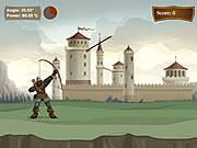 bow shooting game online