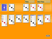 solitaire old school cards game online