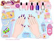 nail art salon free game on line