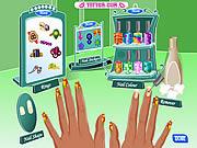 nail art fashion free game on line