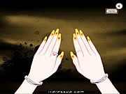 manicure and bracelet design nails free game on li