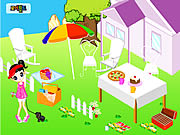 garden decor free game on line