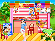 ice cream stand makeover decor free game on line