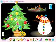 christmas tree decoration free game on line
