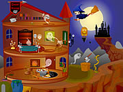halloween house makeover 2 decor free game on line