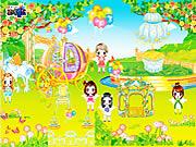 angel garden decor free game on line