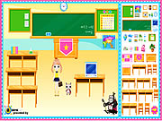 class room makeover free game on line