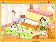 dog room decoration free game on line