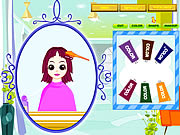 right cutting hair free game online