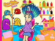 pollys hair stylin salon free game online