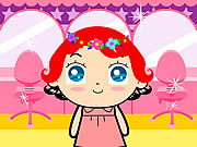 little girl makeover cutting hair free game online
