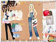dress up shopping girl 4 game online