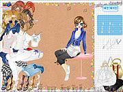 shopping girl 2 dress up game online