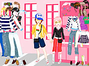 shopping in love dress up game online