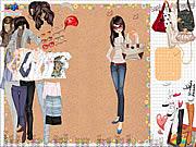 shopping girl 3 dress up game online