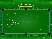 billiards game 2 players online