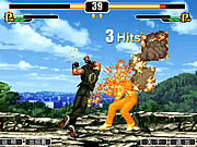 king of fighters death match game 2 players online
