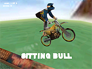 moto x free style bike game online