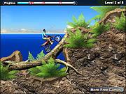 beach bike game online