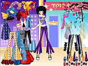 viste a barbie dress up game girls