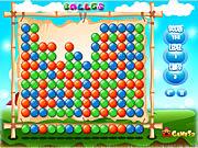 balles color game kids online free