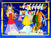 taurus dress up game girls