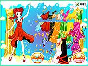 scorpio dress up game girls